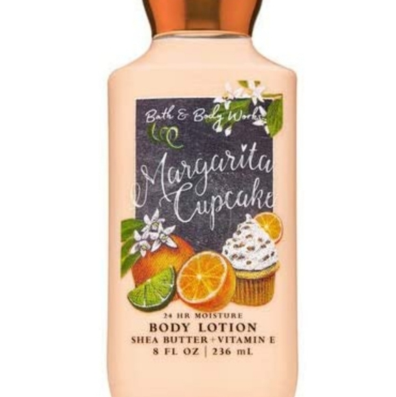 2 for $20🌺MARGARITA CUPCAKE Bath and Body Works lotion